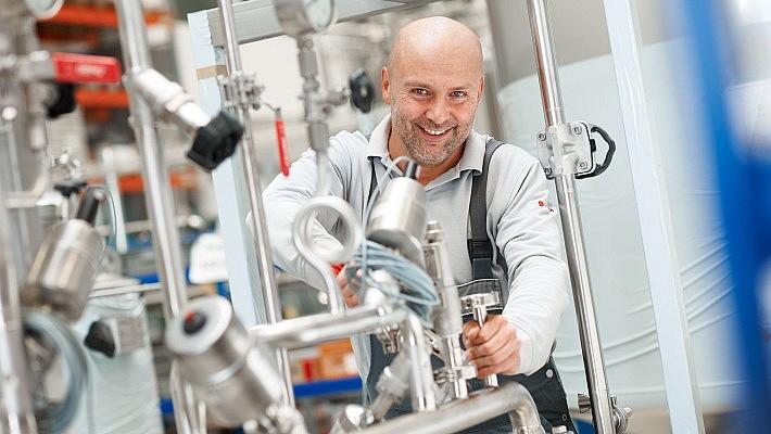 Pharmatec-Bosch Imageaufnahmen