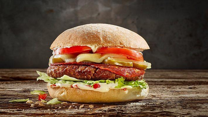 Foodfotografie CindysDiner Burger ElTorro
