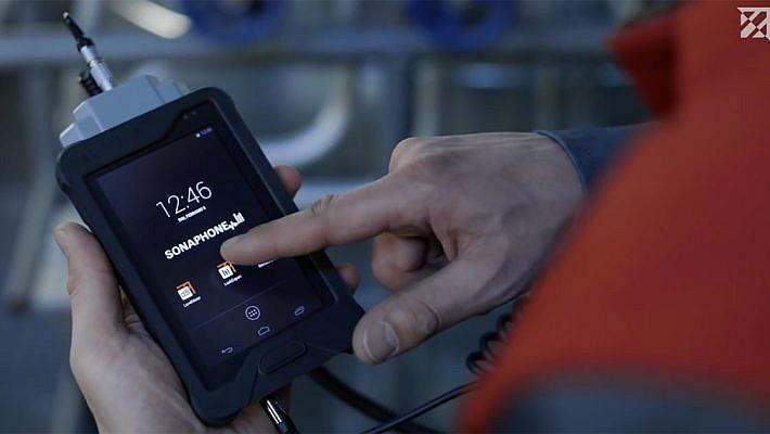Sonotec Sonaphone Anwendungsfilm Produktfilm