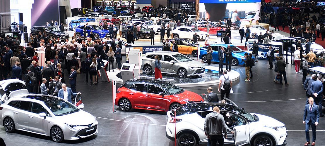 Genfer Automobilsalon - das Brachentreffen in Europa für alle Autobauer. Für Roland Gumpert und seine neuen Elektrofahrzeuge war ich vor Ort, um das GEschehen auf der Messe zu dokumentieren.