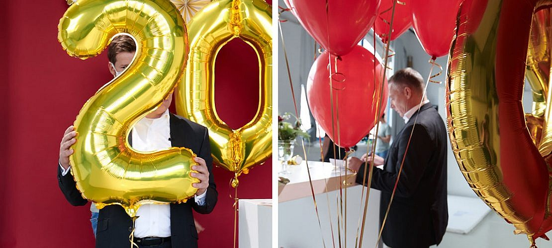 Videointerview des CEOs Peter Reitz der EEX zum 20jährigen Jubiläum