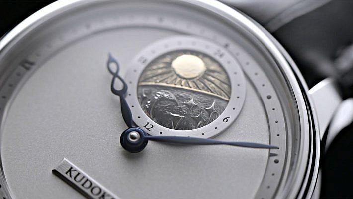 Anmutiger Imagefilm über die Uhr Kudoke2