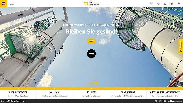 Industrieanlagen haben schon immer einen hohen Reiz für uns. Der Auftrag von der VNG Gasspeicher GmbH, eine neue Serie Imagefotografien davon zuerstellen, war genau unser Ding. Jeibmann Photographik, wir fotografieren Industrie.