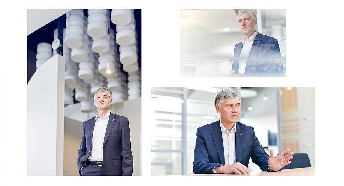 Jeder Manager, erst Recht die in Führungspositionen, benötigen aussagekräftige Portraits. Businessportrait. Portraitshooting